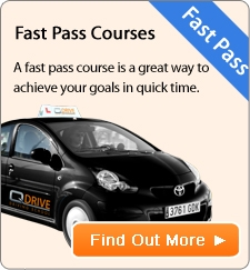 QDrive Driving School - All Inclusive Fast Pass Courses - From Only �349
